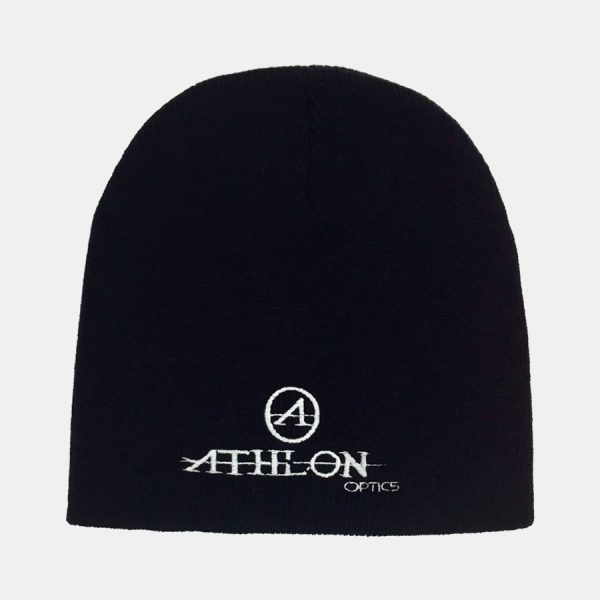 Athlon-Logo-Beanie-Black