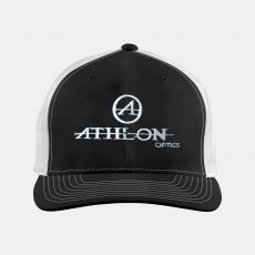 Athlon-Logo-Trucker-Hat-Black